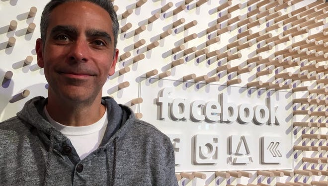 David Marcus, Facebook's vice president of messaging products