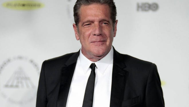 Glenn Frey of the Eagles was one of the rockers who died in 2016. Columnist Joe Phalon wonders if all these celebrity deaths shouldn't come as a surprise to him as he is getting old.