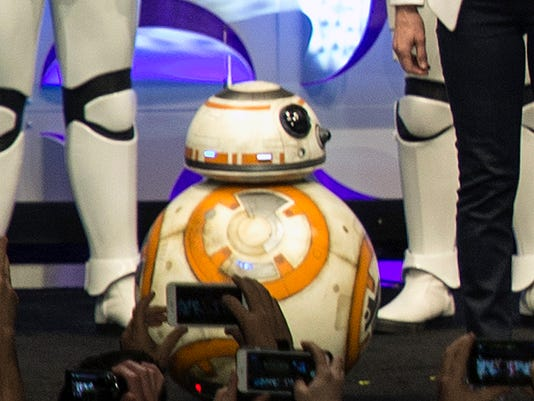 How a Star Wars droid became a toy