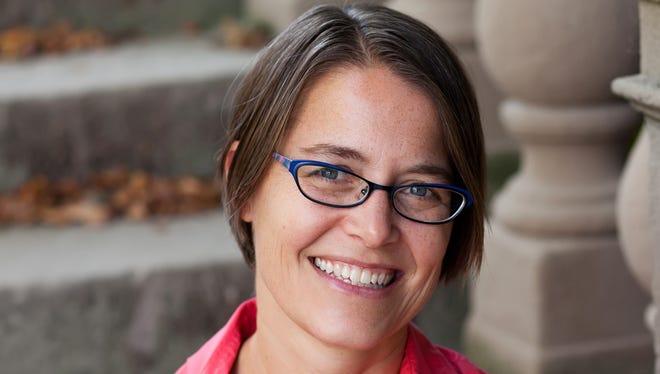 University of Rochester Warner School of Education Professor Kara Finnigan