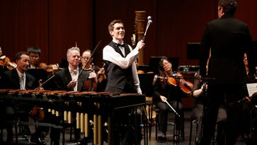 D.C. Everest junior's marimba solo wins honors, including with Milwaukee Symphony Orchestra