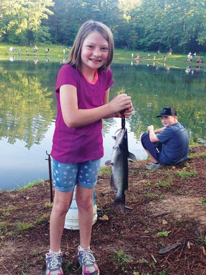 Kids, get ready to fish for free this Saturday at the Fairview Youth Fishing Rodeo in Fairview's Veterans Memorial Park