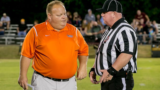 Coach Fred Shambaugh and his MTCS Cougars have replaced Lighthouse Christian with Midway High from Cleveland, Mo., as their week 1 opponent.