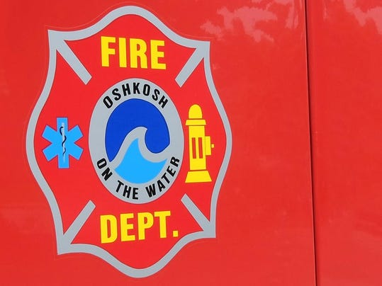 Oshkosh Fire Department Logo