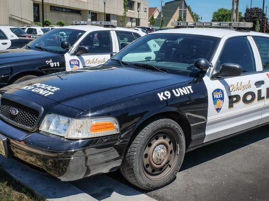 Oshkosh Police Car (1)