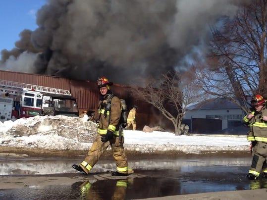 wsd warehouse fire