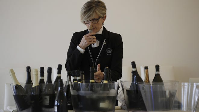 The success of Prosecco, Italy's sparkling wine, is attributed to its lower price compared to France's Champagne and its profile as an anytime libation