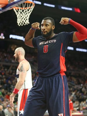 Andre Drummond might not be a Detroit Piston if teams knew what they know now.
