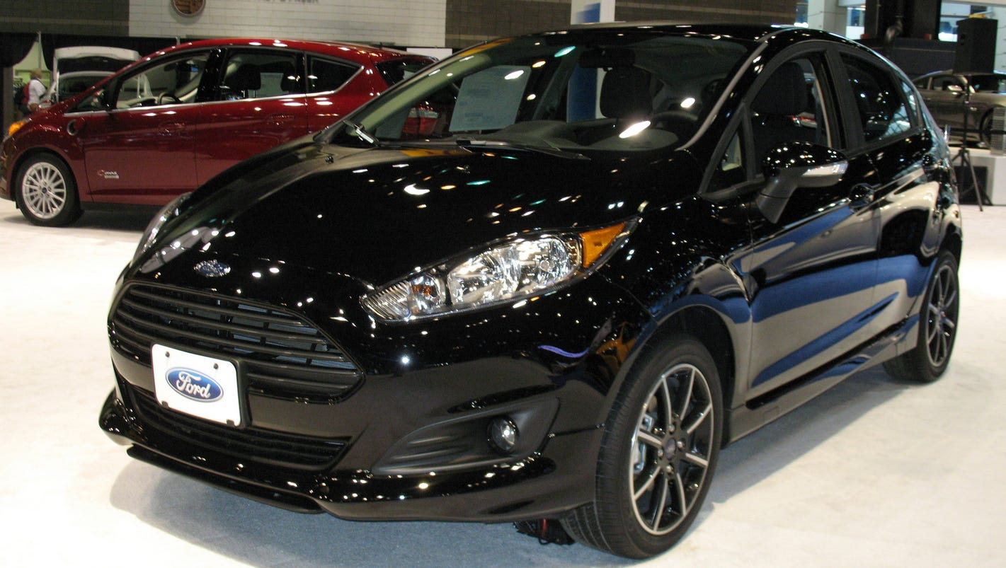 2016 ford fiesta has compact versatility. Black Bedroom Furniture Sets. Home Design Ideas