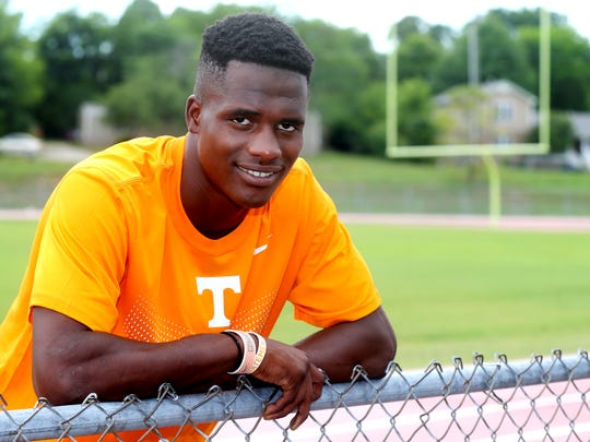 La Vergne's Maleik Gray is No. 3 on The Dandy Dozen. He has committed to Tennessee.
