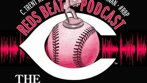 Cincinnati Enquirer Reds beat writers C. Trent Rosecrans and Zach Buchanan host the weekly Reds Beat Podcast