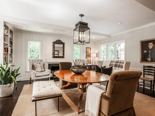 Williams creek home hosted tennis greats arthur ashe for Dining room 95 hai ba trung