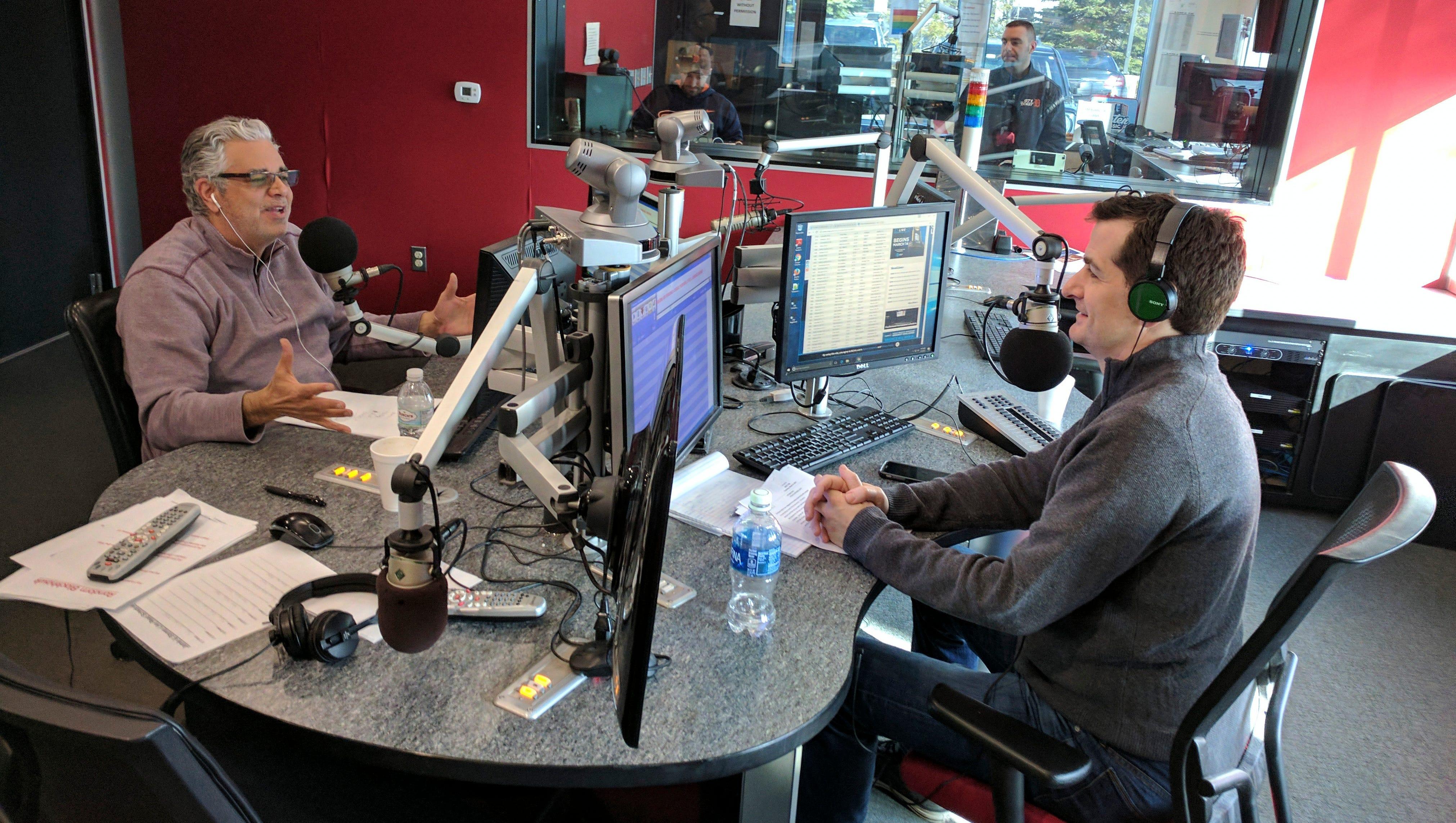 Detroit Sports Radio S Jamie Samuelsen Announces He Has Colon Cancer