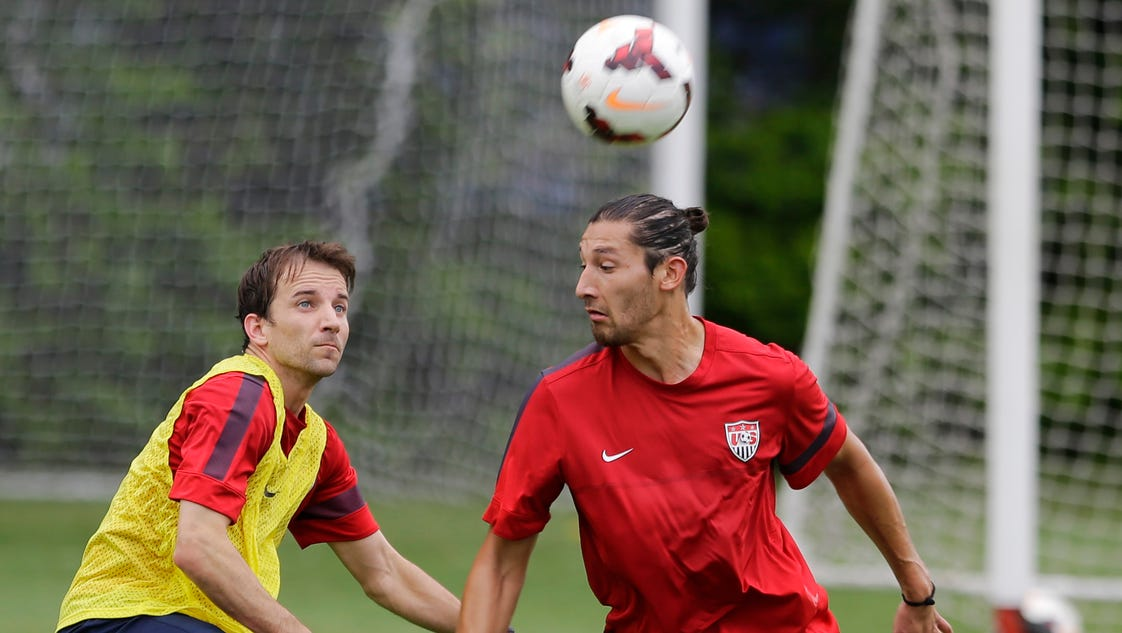 U.S. soccer gets early taste of Brazil ahead of World Cup Usa Mens Soccer 2014 World Cup