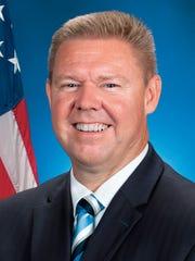 Sen. Rich Alloway, R-Chambersburg