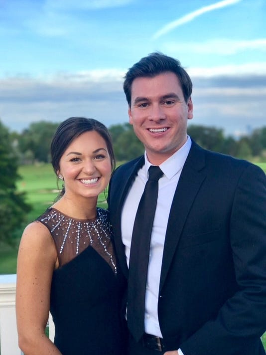 Engagement announcement: Frances Anne Farnoly and Dr. Blake E. Trabuchi-Downey