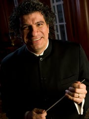 Maestro Giancarlo Guerrero, music director of Nashville