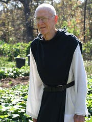 Father Cyprian Harrison confesses that he wasn't a particularly pious child.
