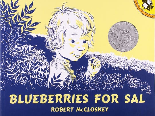 This classic from 1948 is about a mother and daughter who go to pick blueberries - and find a mother and child of a different species doing the same.