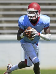 Quarterback Jawon Pass is rated by 247Sports as the