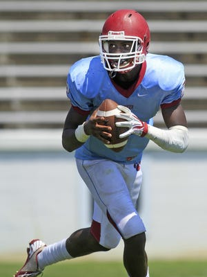 Quarterback Jawon Pass is rated by 247Sports as the nation's No. 55 overall prospect in 2016.