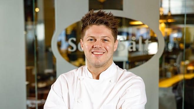 Josh Zeman is the executive chef at Seal Salt Naples.