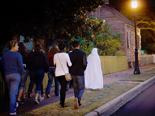 UWF Historic Trust Ghost Tours