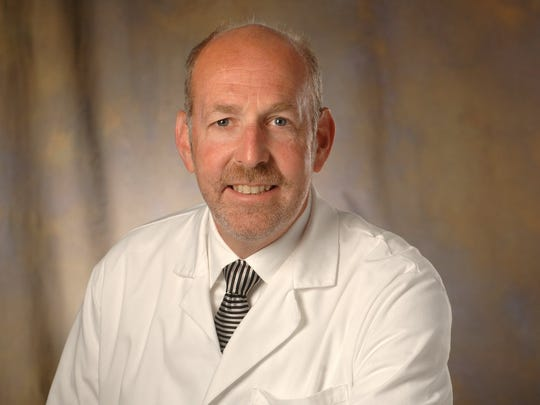 Dr. Michael Lutz of Michigan Institute of Urology.