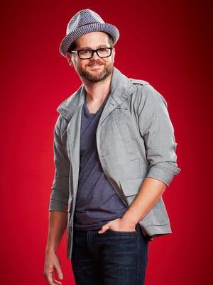 Josh Kaufman, winner of Season 6 of the NBC series 'The Voice.'