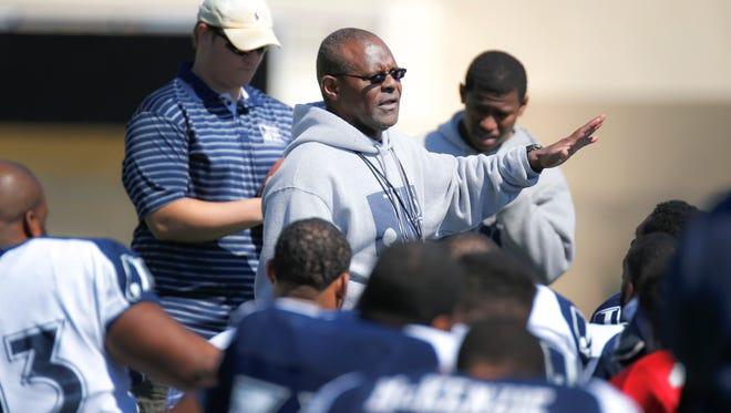 JSU coach Tony Hughes  wants each side of the ball to make plays.