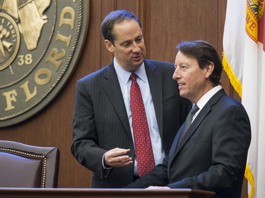 Joe Negron,Bill Galvano