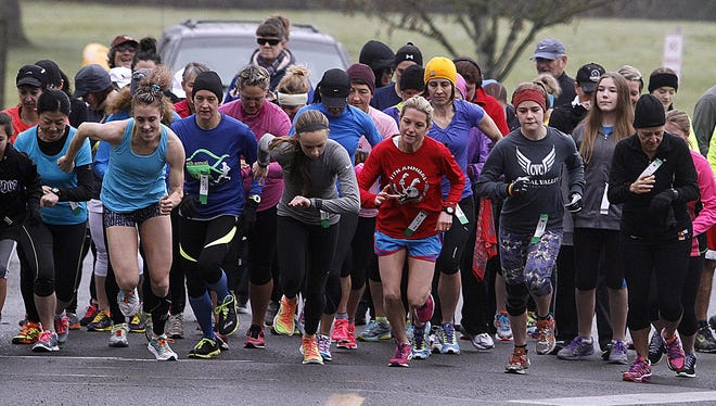 Start the new year with a run. The Capitol Mile begins 10 a.m. Jan. 1 at the West Salem Courthouse Athletic Club.