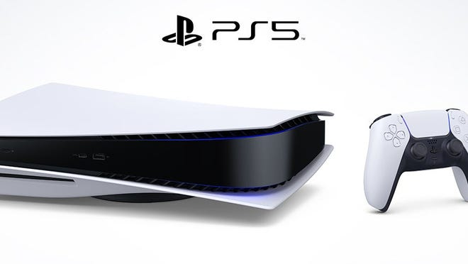 Sony's PlayStation 5 console and controller ($499.99) becomes available Nov. 12. A digital edition of the PS5 without a disc drive will sell for $399.99.