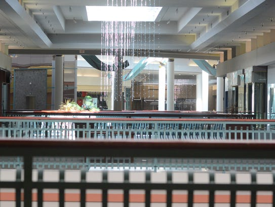 The Jackson Metrocenter had more than 100 shops and