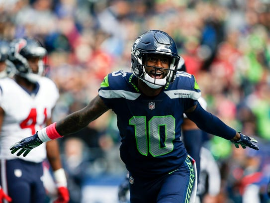 Seahawks receiver Paul Richardson is reportedly signing