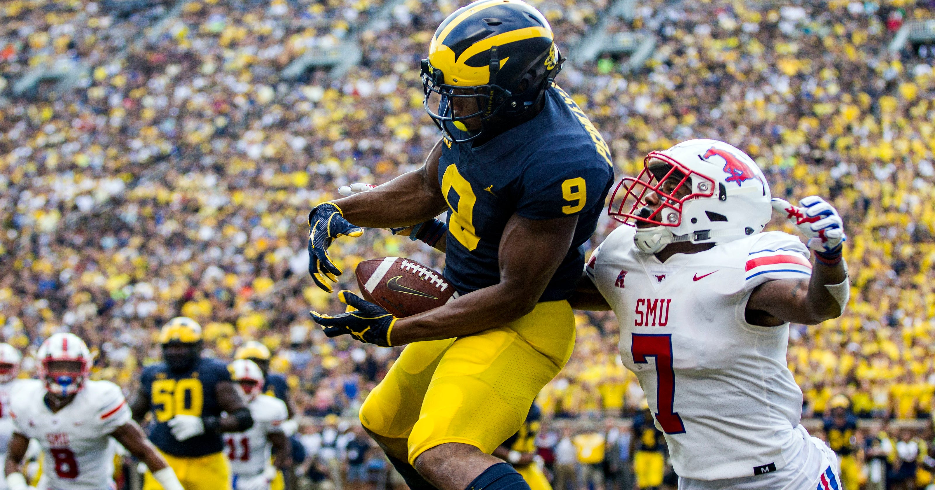 Michigan opens Big Ten play eyeing end to title drought