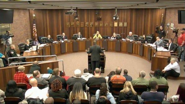 Evansville City Council