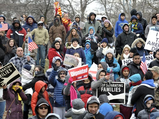 Day Without Immigrants Michigan