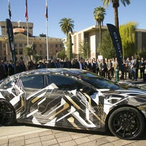 Tesla rival Lucid Motors plans Casa Grande plant
