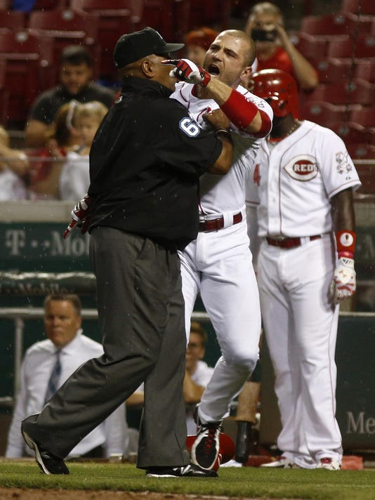 MLB: Pittsburgh Pirates at Cincinnati Reds