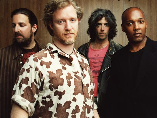 Spin Doctors will perform Friday night during PARKtoberfest.