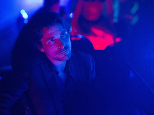 Christian Bale in 'Knight of Cups.'