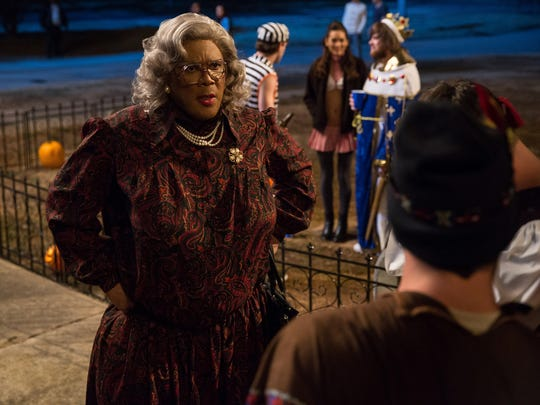 Tyler Perry as Madea.