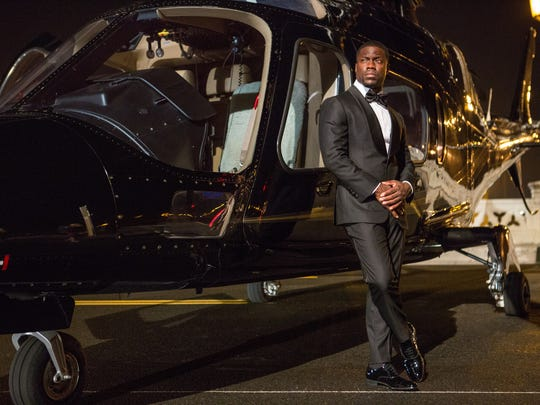 """""""Kevin Hart: What Now?""""  kicks off with an amusing"""