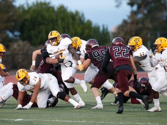 College Football: MPC vs. Hartnell