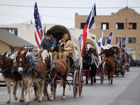 85th annual San Angelo Stock Show & Rodeo Parade
