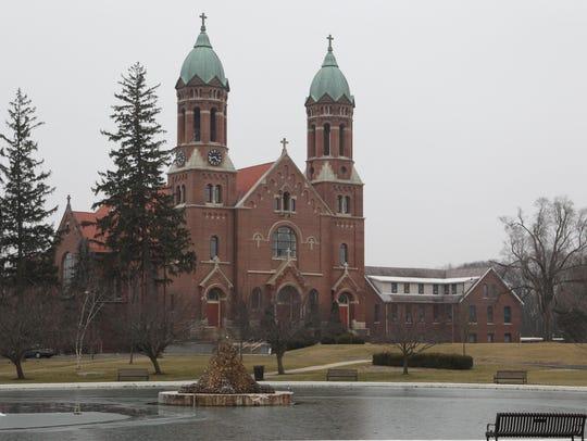 The campus of Saint Joseph's College in Rensselaer