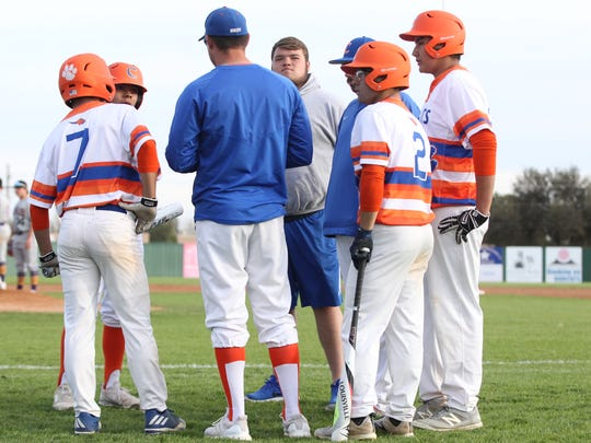 San Angelo Central High School head baseball coach Patrick Penry has led the Bobcats to a second straight playoff berth.