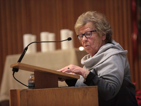 NJ Senate Majority Leader Loretta Weinberg.