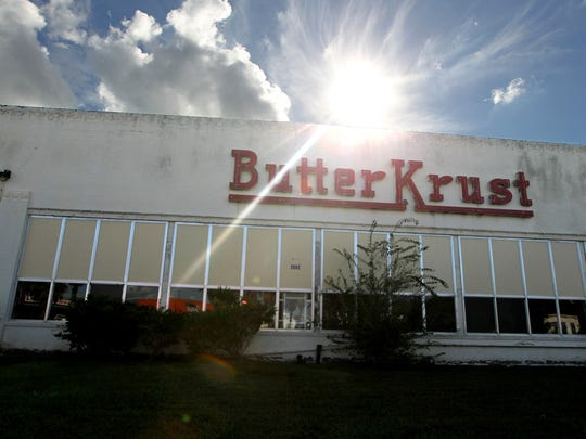 Local developers Bryan Gulley and Mike Edwards purchased the Butter Krust Bakery building with the intent of turning it into a marketplace with retail stores and a restaurant in 2012. The plan never materialized.
